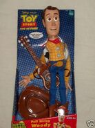 Woody Toy Story and Beyond