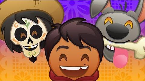 Coco As Told By Emoji by Disney
