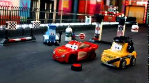 LEGO CARS 2 -Tokyo Chase