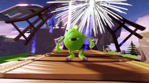 Disney Infinity Monsters University - Mike Wazowski
