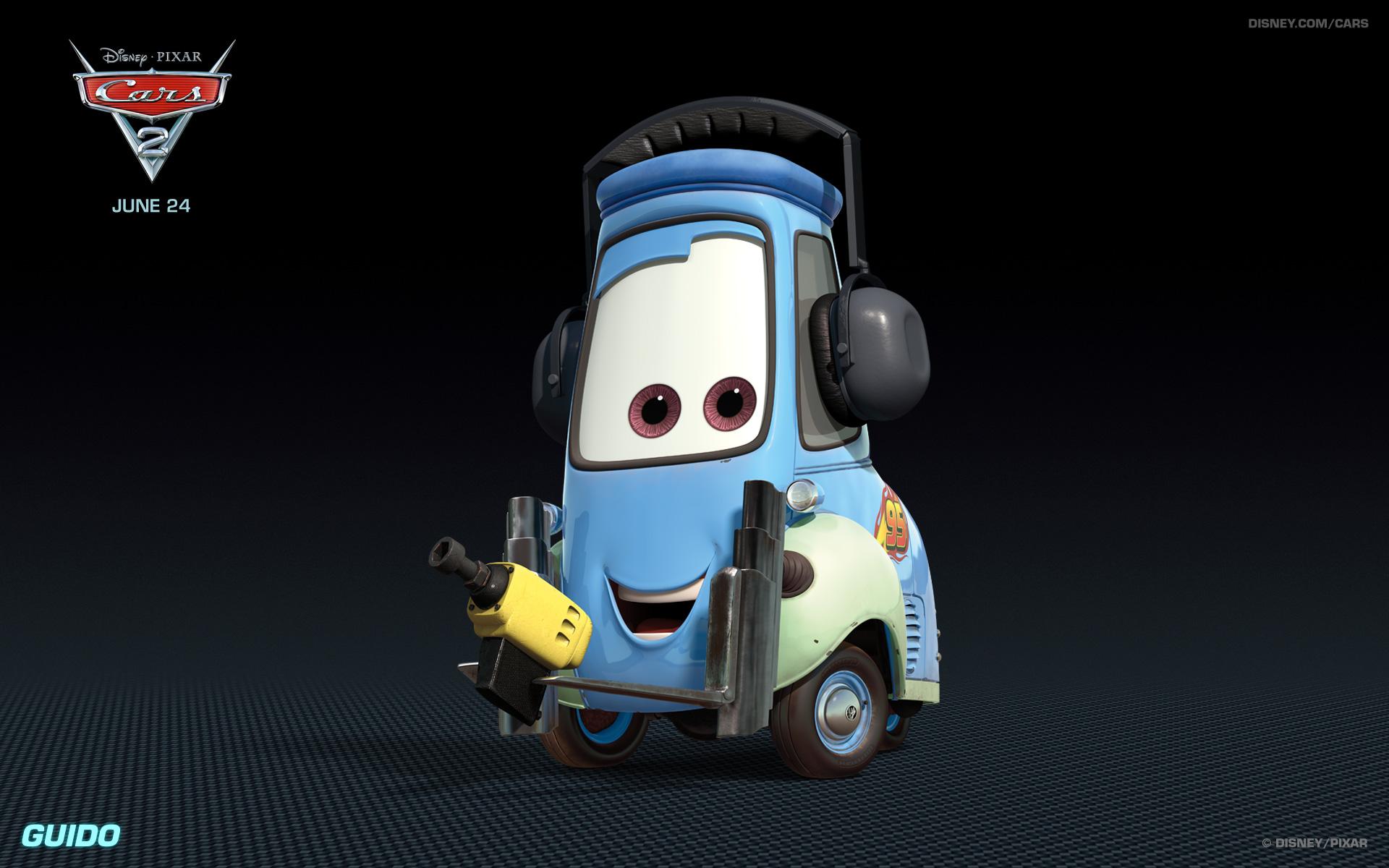 Guido | Pixar Wiki | FANDOM powered by Wikia