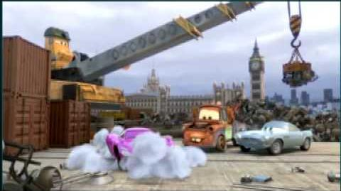 Cars 2 Spy School London