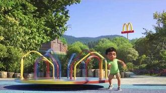 McDonald's Disney Pixar's Toy Story 4 Happy Meal Commercial 2019