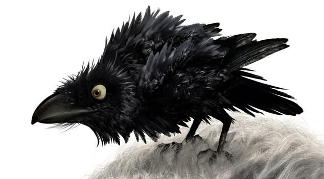 Disney Crow