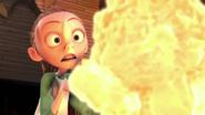 Kari Sees Jack Jack on Fire