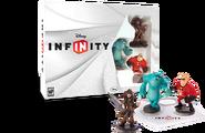 Disney Infinity Box Art