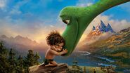 The Good Dinosaur Japanese Promotional Image