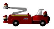 Tikes firetruck-side