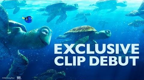 """Meet Hank"" Clip - Finding Dory"