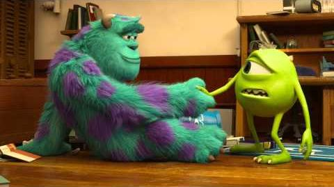 """Monsters University """"First Contact"""" Clip"""