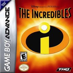 GBA The Incredibles