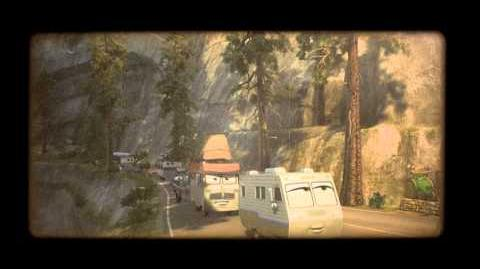 Planes Fire & Rescue - Piston Peak National Park