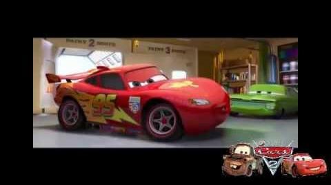 Disney Pixar Cars 2 The New Cars Promo