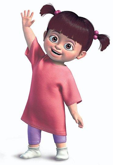 Boo Pixar Wiki Fandom Powered Wikia