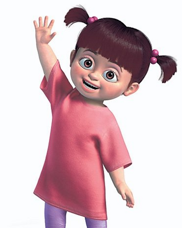 Boo | Pixar Wiki | Fandom