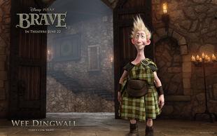 the legend of mordu wee dingwall