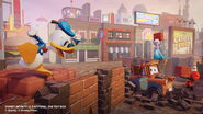 Disney infinity donald duck toy box7