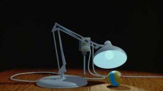Pixar Animation- Luxo Jr.