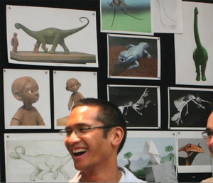 Dinosaurs-Concept-Art