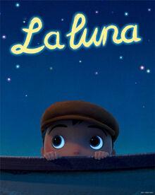 La Luna (2012 film) poster