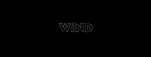 Wind Title Card