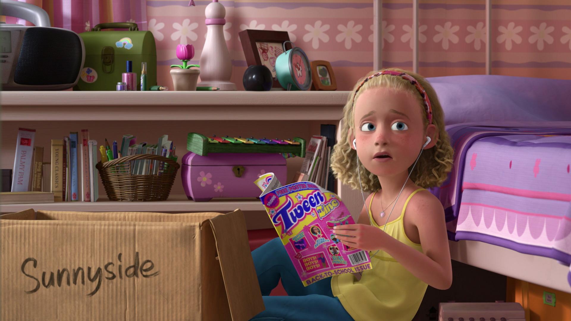 Molly Davis | Pixar Wiki | FANDOM Powered By Wikia