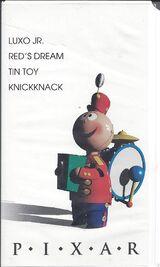 Pixar (1991 VHS)