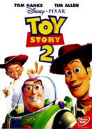 Toy Story 2 - Capa DVD