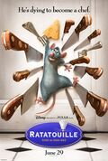 Ratatouille pôster