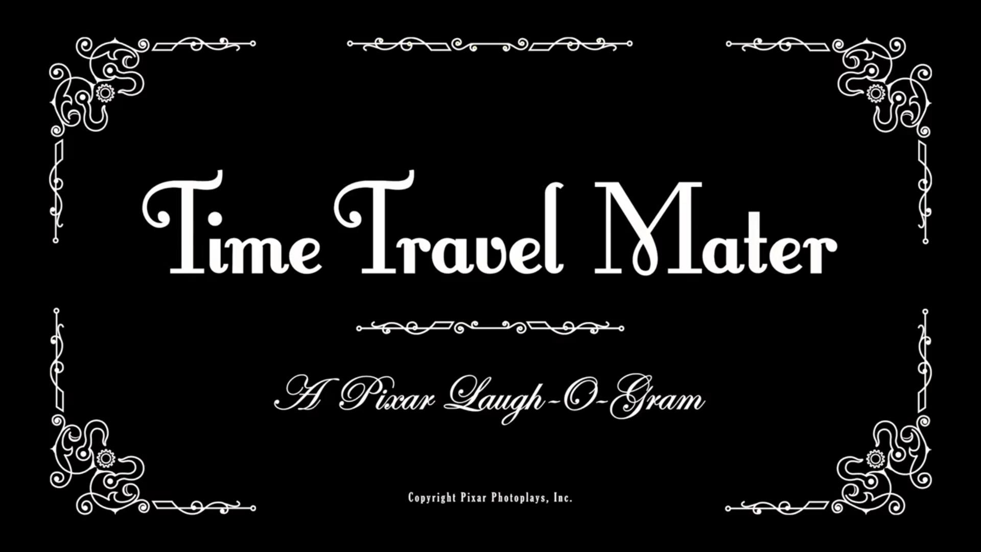 Time Travel Mater Pixar Wiki Fandom Powered By Wikia