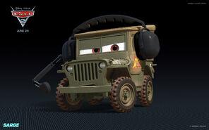 Cars-2-sarge