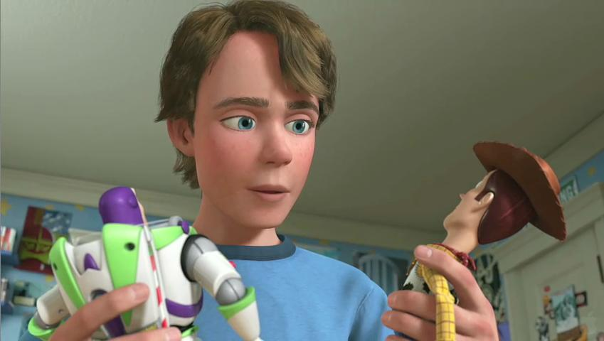 Andy Davis Pixar Wiki Fandom Powered By Wikia