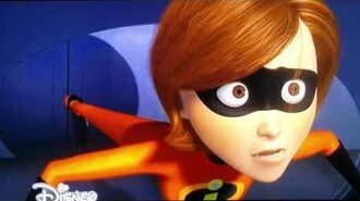 The Incredibles- Elastigirl VS The Guards