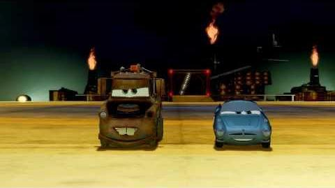 Trailer -- Cars 2 The Video Game