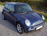 280px-Mini Cooper blue