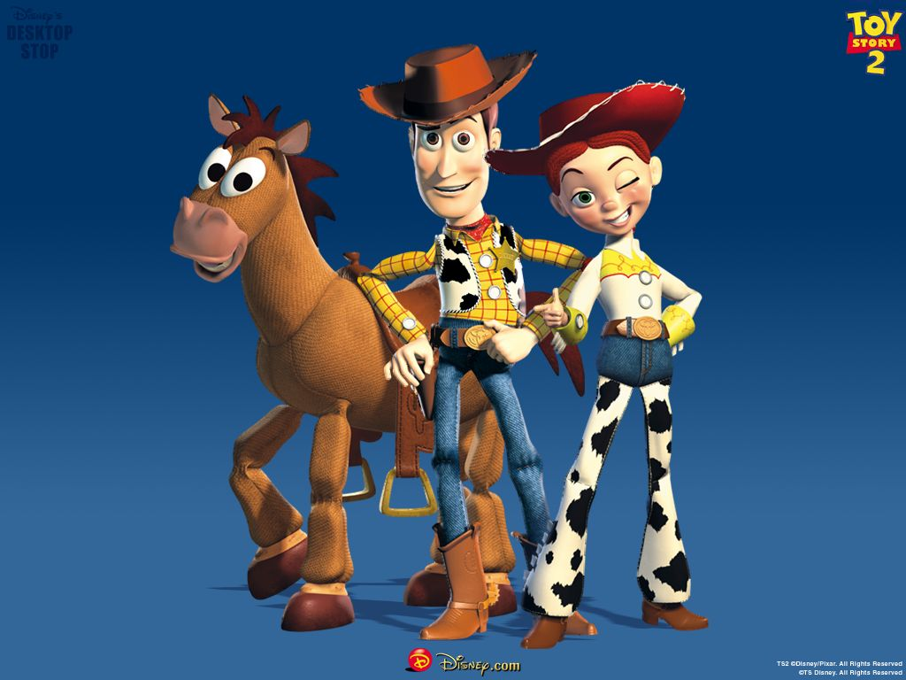 Image  BullseyeWoodyJessieToyStory2jpg  Pixar Wiki