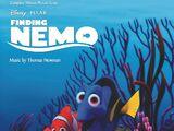 Finding Nemo Cast & Crew Soundtrack