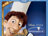 Ratatouille Home Video