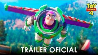 Toy Story 4 de Disney•Pixar - Nuevo Tráiler Oficial en español - HD-0