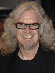 Billy connolly tache