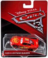 Cars 3 Die-Cast Line