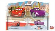 Disney infinity cars play set pack