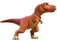 T-Rex's The Good Dinosaur 02