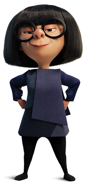 Image result for edna incredibles