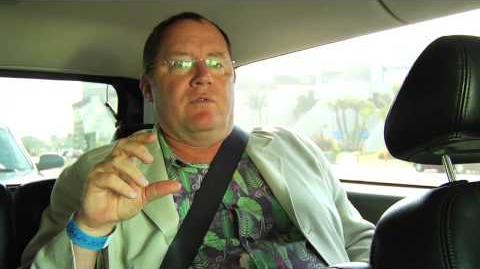 John Lasseter Q&A Co znaczy A113 (ENG)?