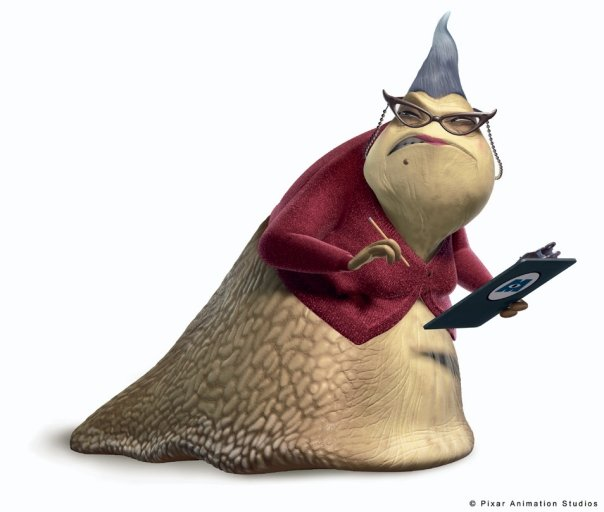 Roz Pixar Wiki Fandom Powered By Wikia