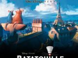 Ratatouille Cast & Crew Soundtrack