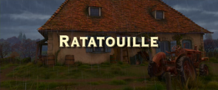 Ratatouille title card