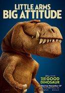 The Good Dinosaur UK Poster 02