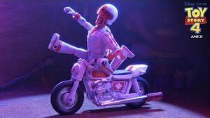 """Duke Caboom"" TV Spot Toy Story 4"